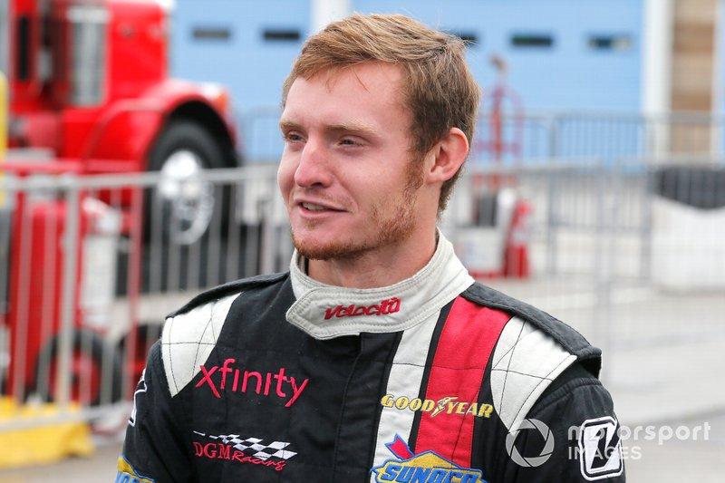 Dillon Bassett, DGM Racing, Chevrolet Camaro Down Syndrome Awareness