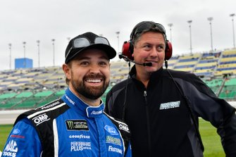 Ricky Stenhouse Jr., Roush Fenway Racing, mit Brian Pattie
