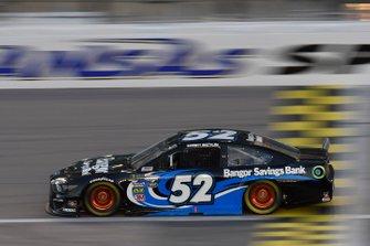 Garrett Smithley, Rick Ware Racing, Ford Mustang Bangor Bank