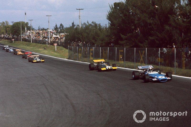 Jackie Stewart, Matra, Jacky Ickx, Brabham