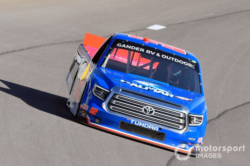 Stewart Friesen, Halmar Friesen Racing, Toyota Tundra Halmar International
