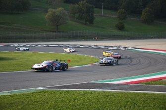 #17 Ferrari 488 Challenge, Formula Racing: Louis Prette