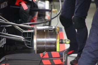 Red Bull Racing RB15, brake detail