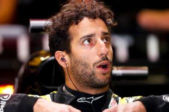 Daniel Ricciardo, Renault F1 Team