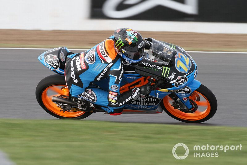 Alex Marquez, Honda
