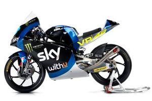Bike of Celestino Vietti, Sky Racing Team VR46