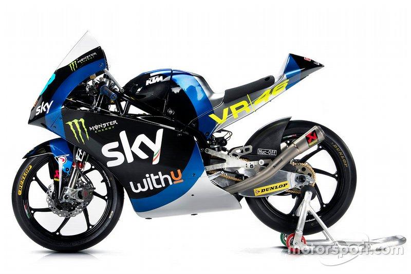 Moto di Celestino Vietti, Sky Racing Team VR46