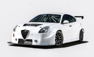 Alfa Romeo Giulietta Veloce TCR by Romeo Ferraris
