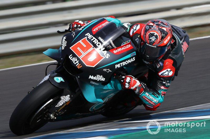 4º Fabio Quartararo, Petronas Yamaha SRT - 1:37.885