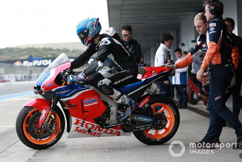 Alex Marc Marquez, Repsol Honda Team