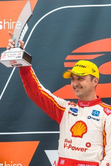 2. Fabian Coulthard, DJR Team Penske Ford