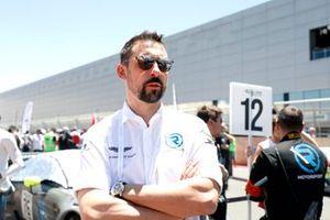 Dr. Florian Kamelger, Founder and owner AF Racing AG and Team principal R-Motorsport