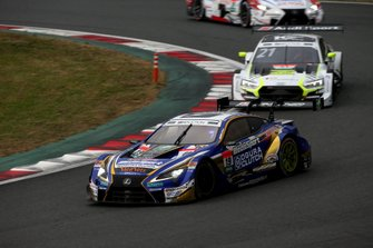 Yuji Kunimoto, Lexus Team Bandoh Lexus LC500, Benoit Treluyer, WRT Hitotsuyama Team Audi Sport Audi RS5 DTM