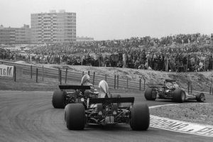 Mike Hailwood, Surtees TS14A, Jackie Stewart, Tyrrell 006