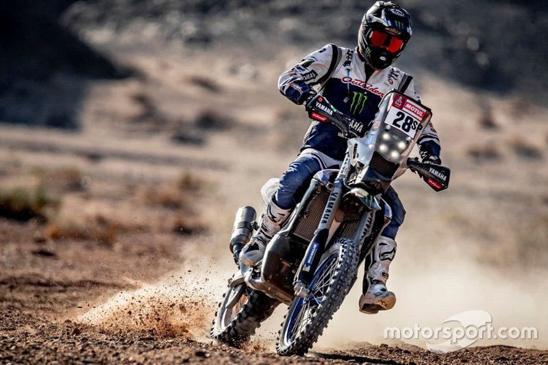 #28 Monster Energy Yamaha Rally Team: Jamie Mccanney