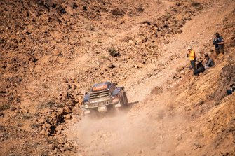 Тим Коронель и Том Коронель, Maxxis Dakar Team powered by Eurol, Jefferies Dakar Rally (№347)