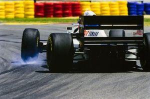 Ukyo Katayama, Tyrrell 022 Yamaha, al GP d'Australia del 1994