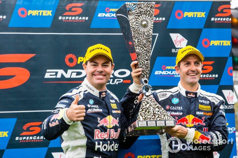 Jamie Whincup, Craig Lowndes Triple Eight Race Engineering Holden