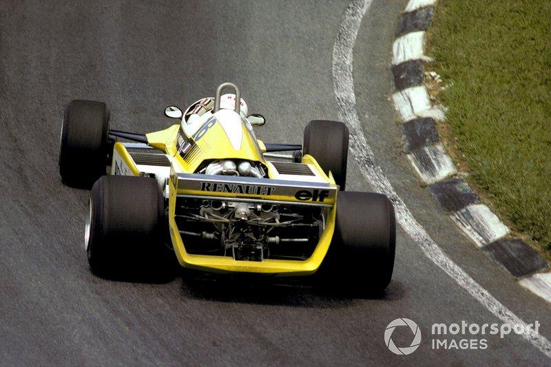 Rene Arnoux, Renault