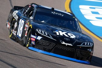 Riley Herbst, Joe Gibbs Racing, Toyota Supra iK9