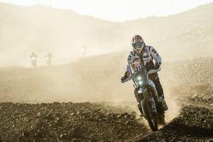 Фабрис Лардон, Team Casteu, KTM 450 Rally (№137)