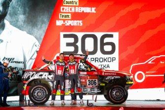 #306 MP-Sports Ford: Martin Prokop, Viktor Chytka