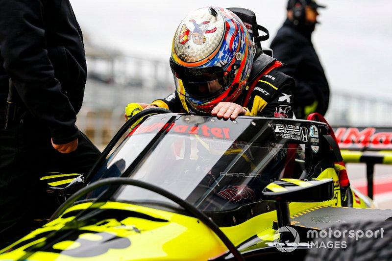 Сантино Ферруччи, Dale Coyne Racing with Vasser Sullivan