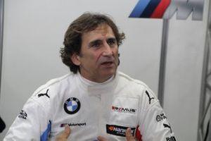アレッサンドロ・ザナルディ Alex Zanadri(#4 BMW M4 DTM)