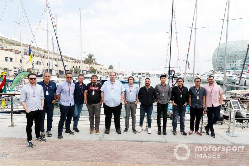 فريق عمل موقع موتورسبورت