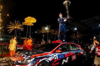 Le Champion Norbert Michelisz, BRC Hyundai N Squadra Corse Hyundai i30 N TCR