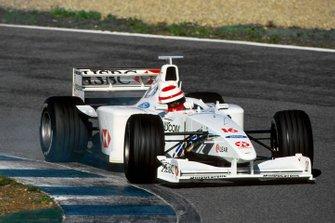 Eddie Irvine, Stewart Ford SF3