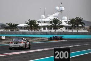 #18 3Y Technology BMW M4 GT4: Ahmad Almoosa, Saif Alameri, Hasher Al Maktoum, Saeed Al Mehairi