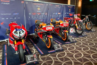 Honda bikes lineup