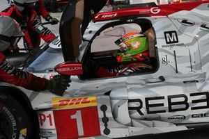 #1 Rebellion Racing Rebellion R-13 - Gibson: Louis Deletraz