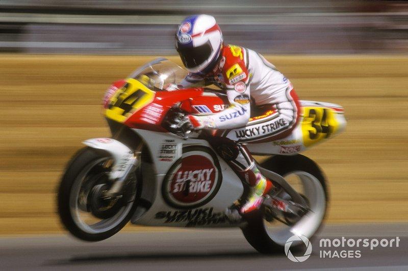 Kevin Schwantz: 500er-Weltmeister mit Suzuki (1993)
