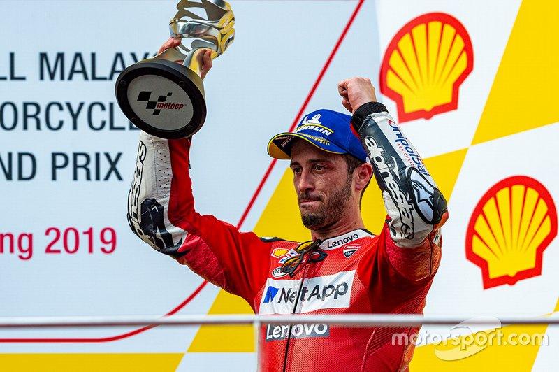 4. Andrea Dovizioso (MotoGP)
