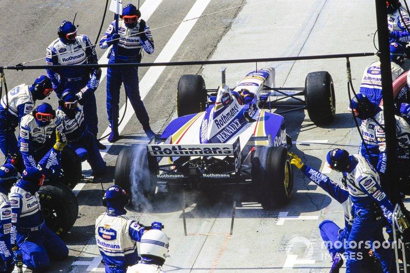 GP de Hongrie 1996 au Hungaroring