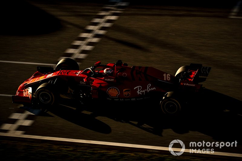 Charles Leclerc, Ferrari SF1000: 442 (2058 km)