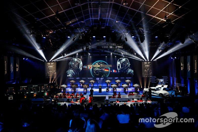 Gran Turismo World Tour 2020 - Sidney