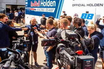 Roland Dane, Triple Eight Race Engineering Holden