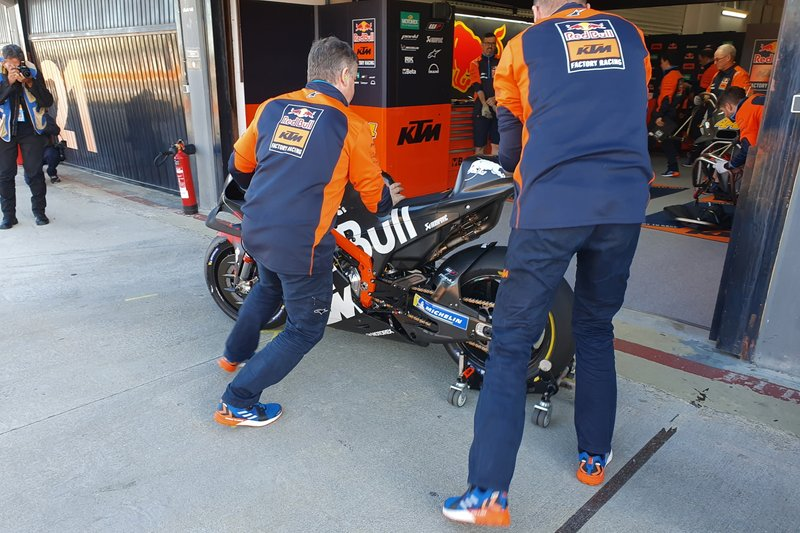 Motor Pol Espargaro, Red Bull KTM Factory Racing