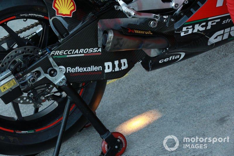 Moto de Ducati Team