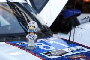 3D Replica of Evel Knievel