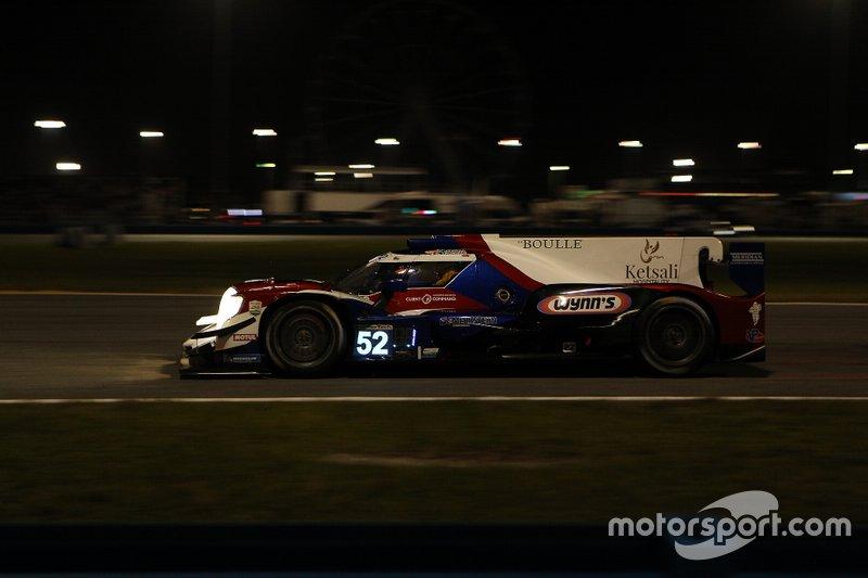 #52 PR1 Mathiasen Motorsports ORECA 07 Gibson: Gabriel Aubry, Ben Keating, Nick Boulle, Simon Trummer