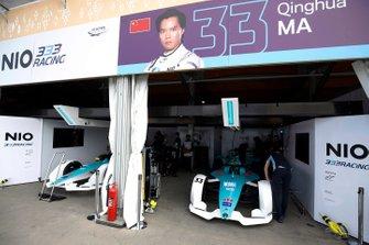 NIO 333 garages
