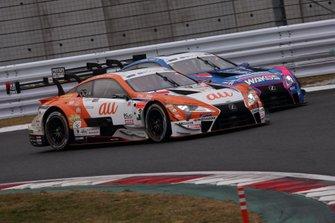 Yuhi Sekiguchi, #36 au TOM'S LC500