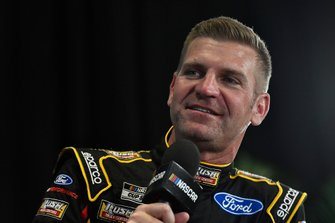 Clint Bowyer, Stewart-Haas Racing, Ford Mustang Rush / Mobil 1