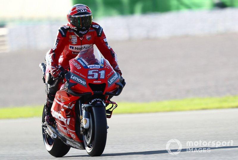 Michele Pirro - Ducati