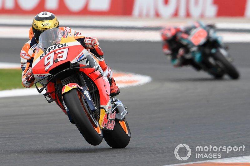 420 Punkte: Marc Marquez 2019 (MotoGP)