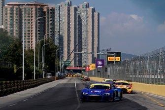#25 Audi Sport Team WRT Audi R8 LMS: Dries Vanthoor